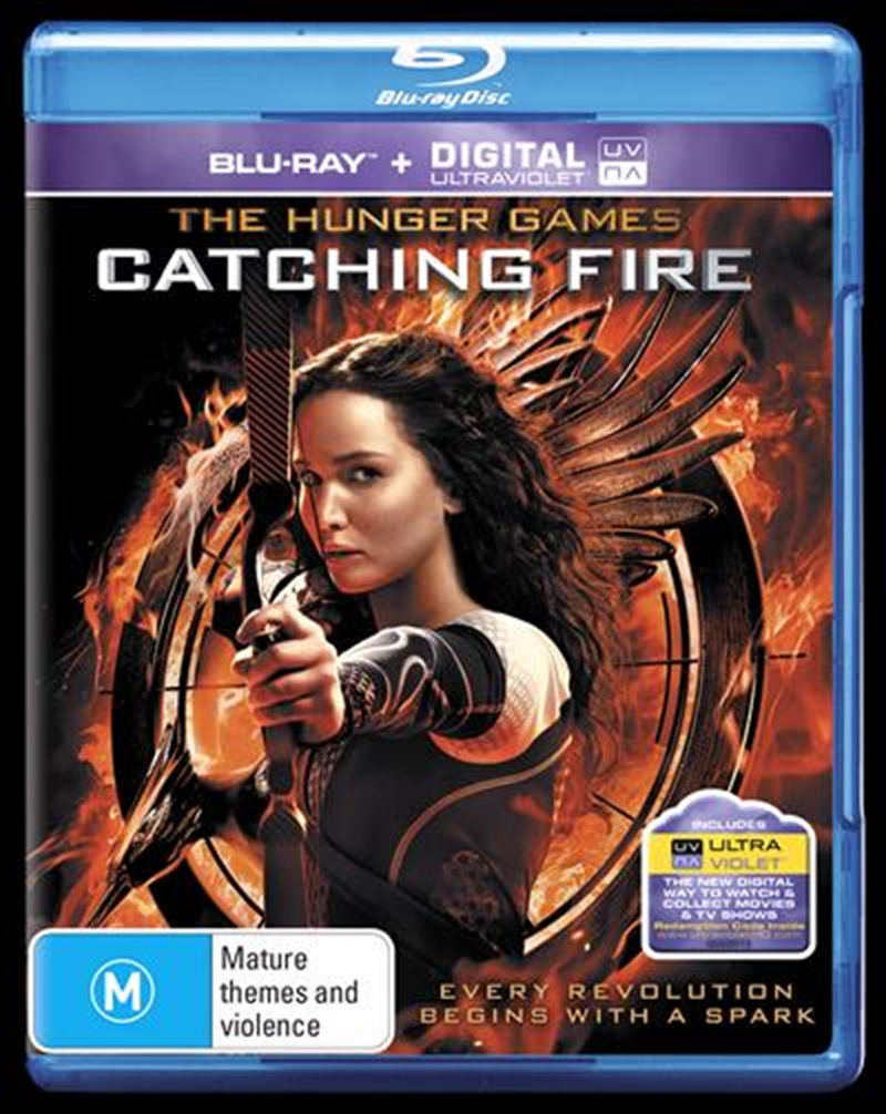 Hunger Games - Catching Fire, The | Blu-ray