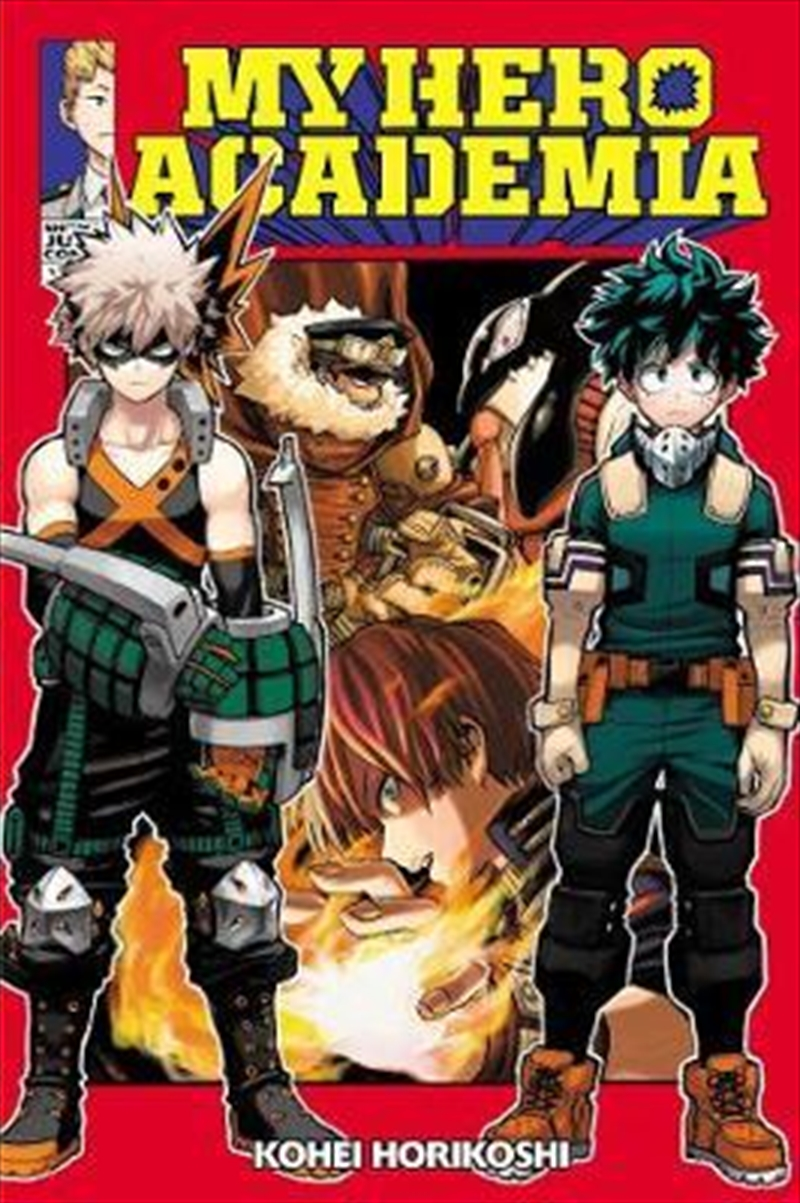 My Hero Academia Vol 13 | Paperback Book