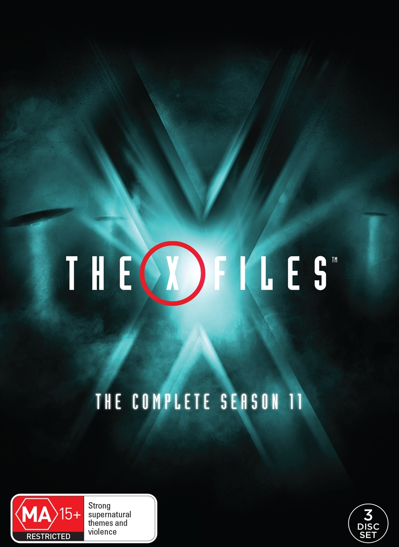X-Files - Season 11 | DVD
