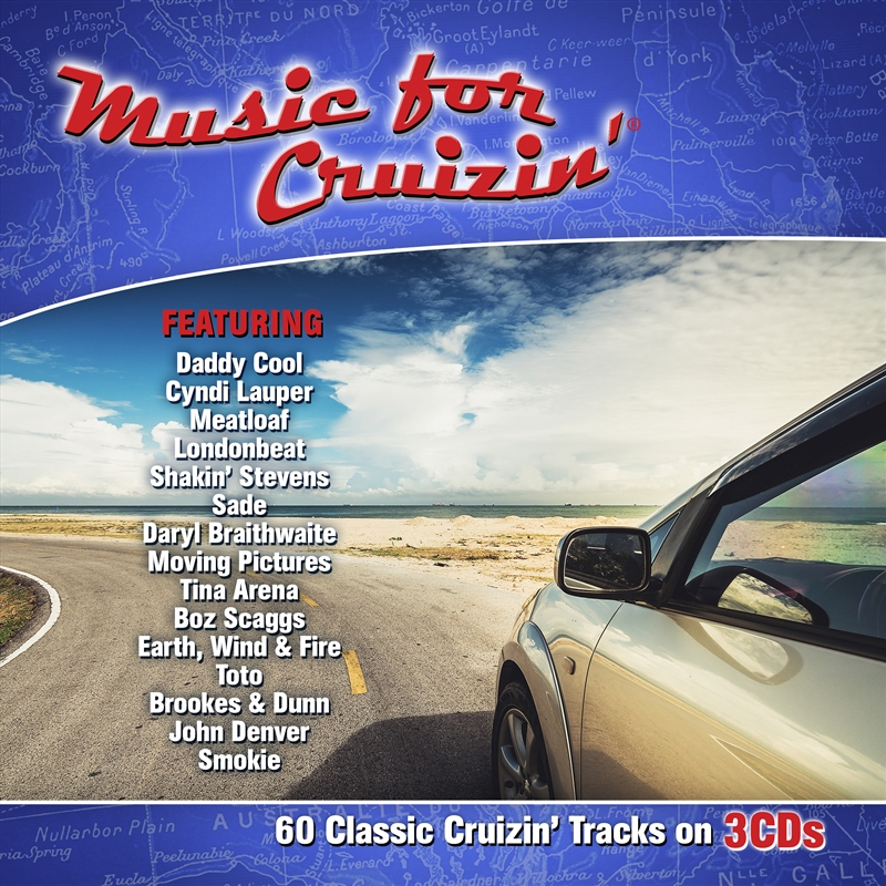 Music For Cruizin' (SANITY EXCLUSIVE) | CD