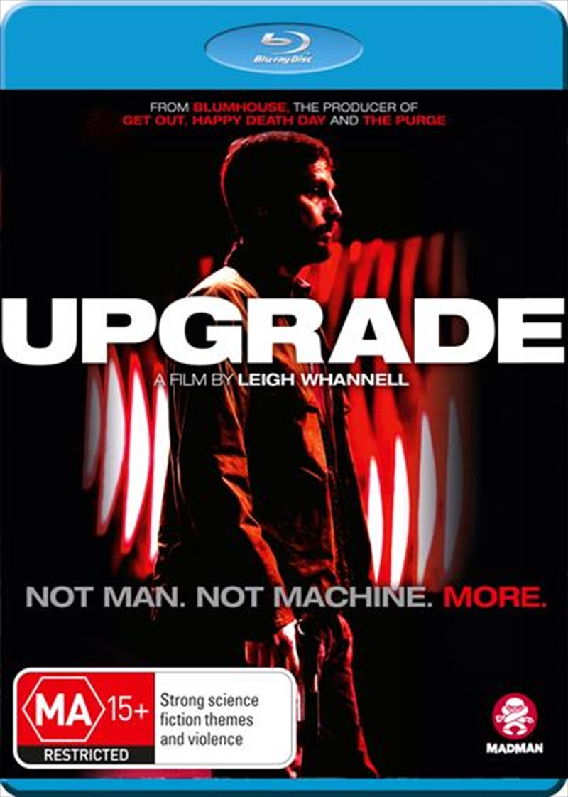 Upgrade | Blu-ray