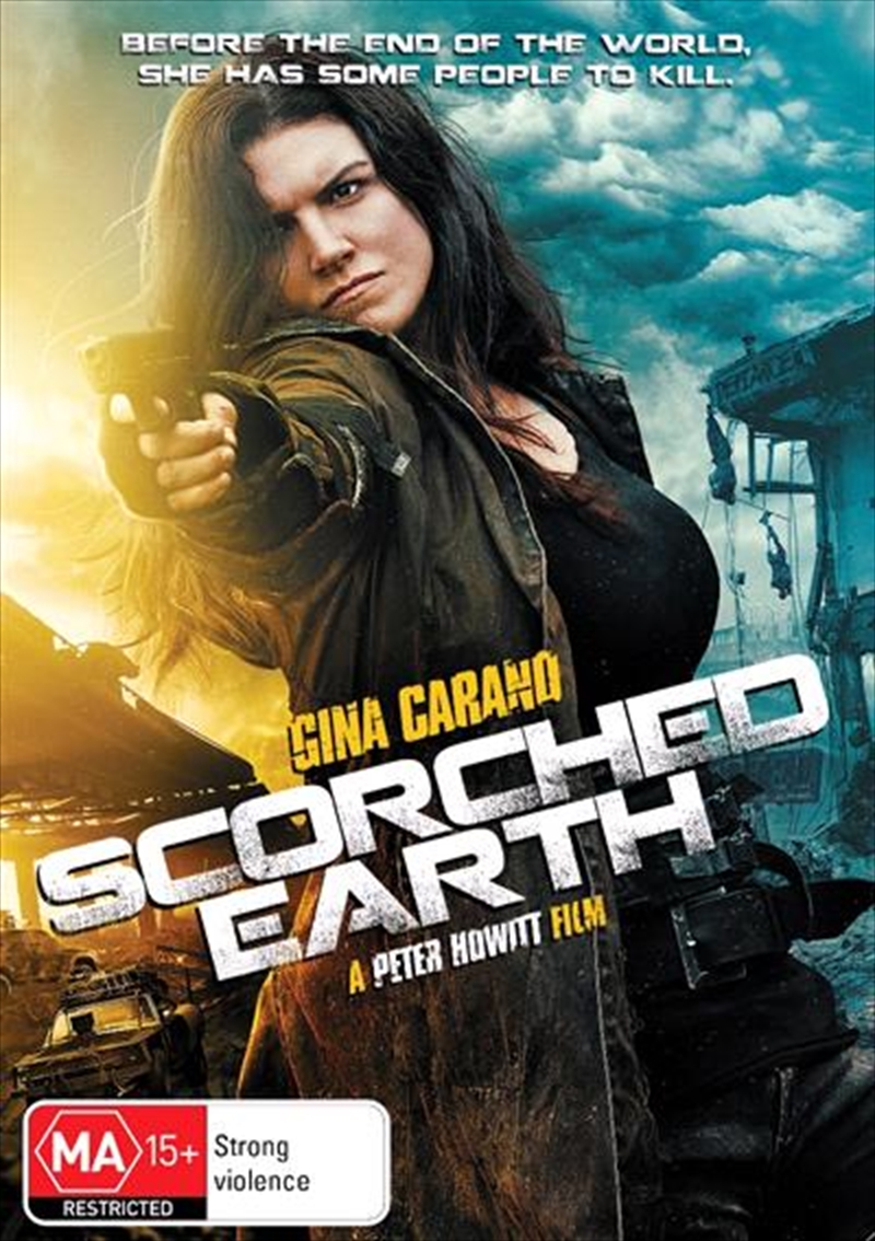 Scorched Earth | DVD