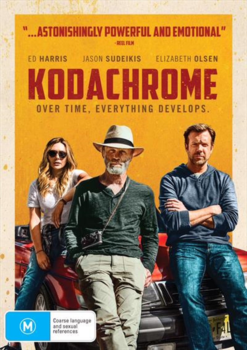 Kodachrome | DVD