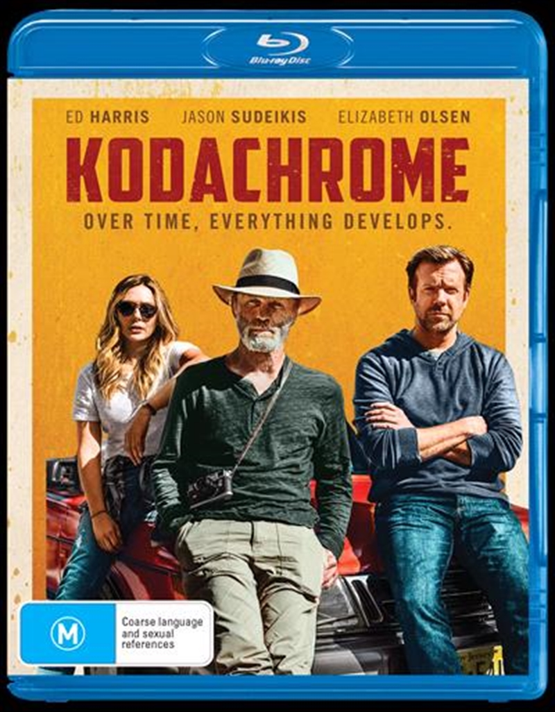 Kodachrome | Blu-ray