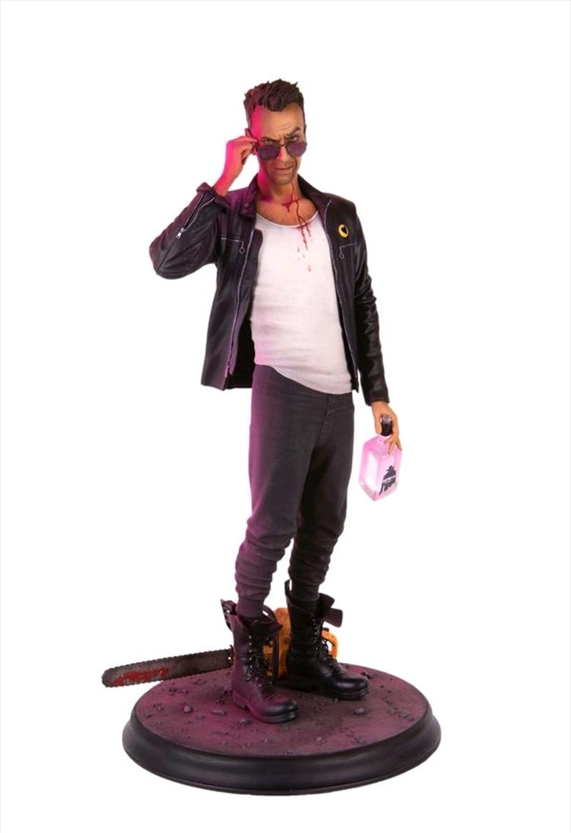 Preacher - Cassidy Statue   Merchandise