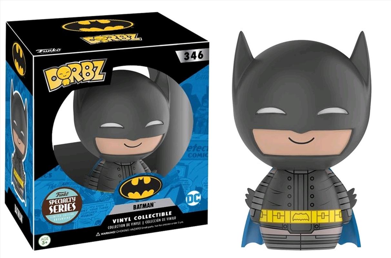 Batman: Dark Knight Returns - Batman Cybersuit Specialty Store Exclusive Dorbz | Dorbz