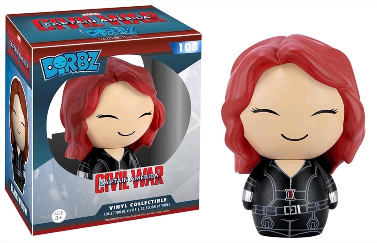 Captain America 3: Civil War - Black Widow Dorbz | Dorbz
