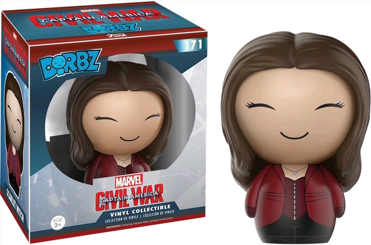 Captain America 3: Civil War - Scarlet Witch Dorbz | Dorbz