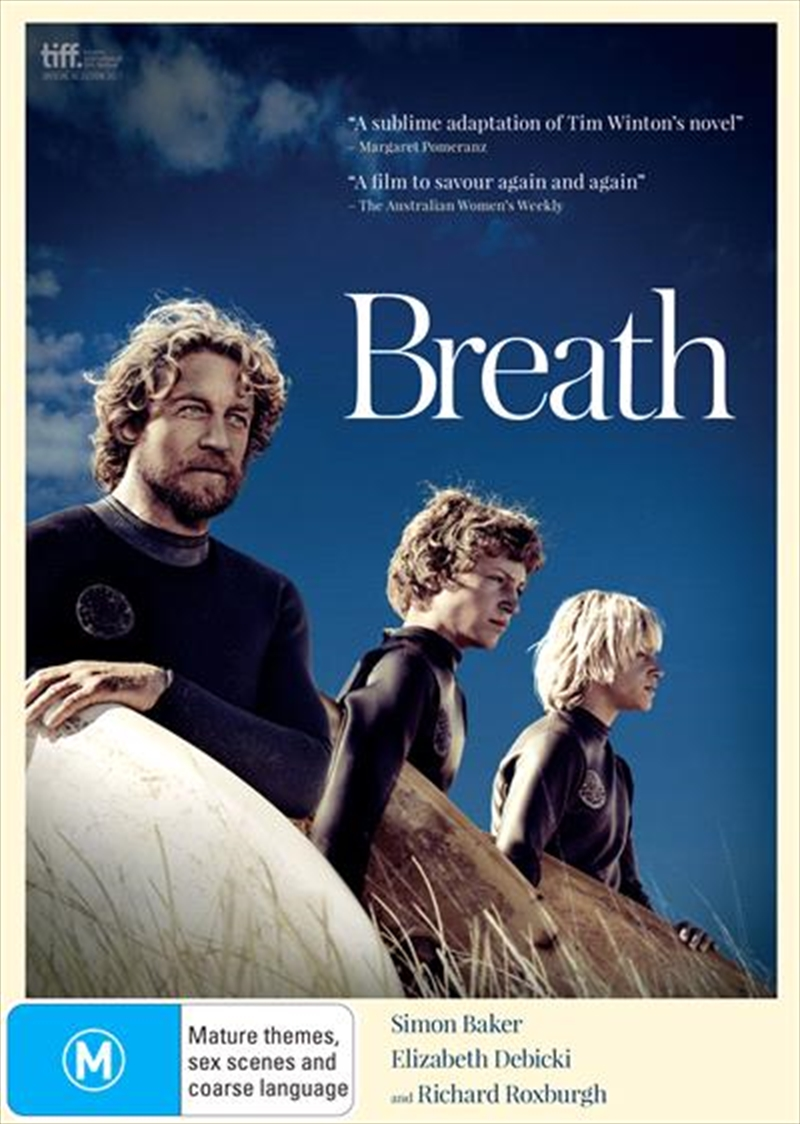 Breath | DVD