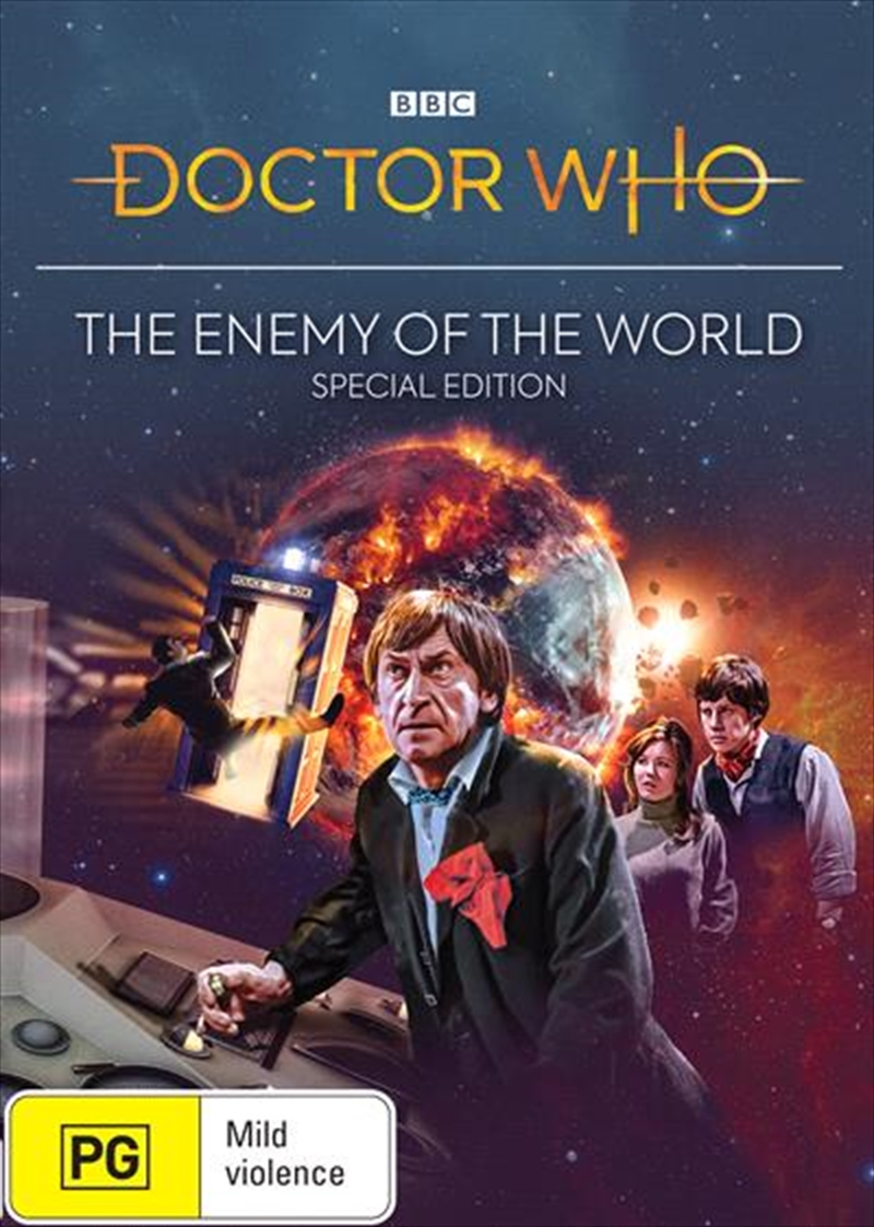 Doctor Who - The Enemy of the World - Special Edition | DVD
