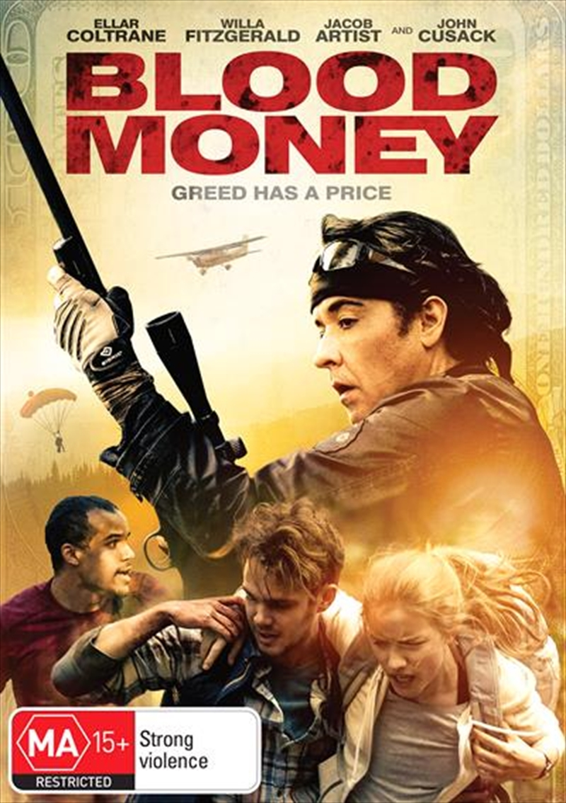 Blood Money | DVD