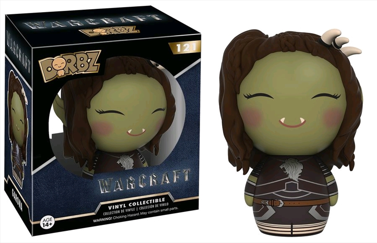 Warcraft Movie - Garona Dorbz | Dorbz