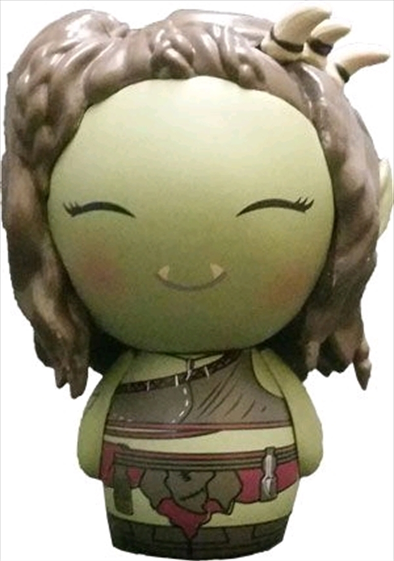 Warcraft Movie - Garona (Bikini) US Exclusive Dorbz | Dorbz
