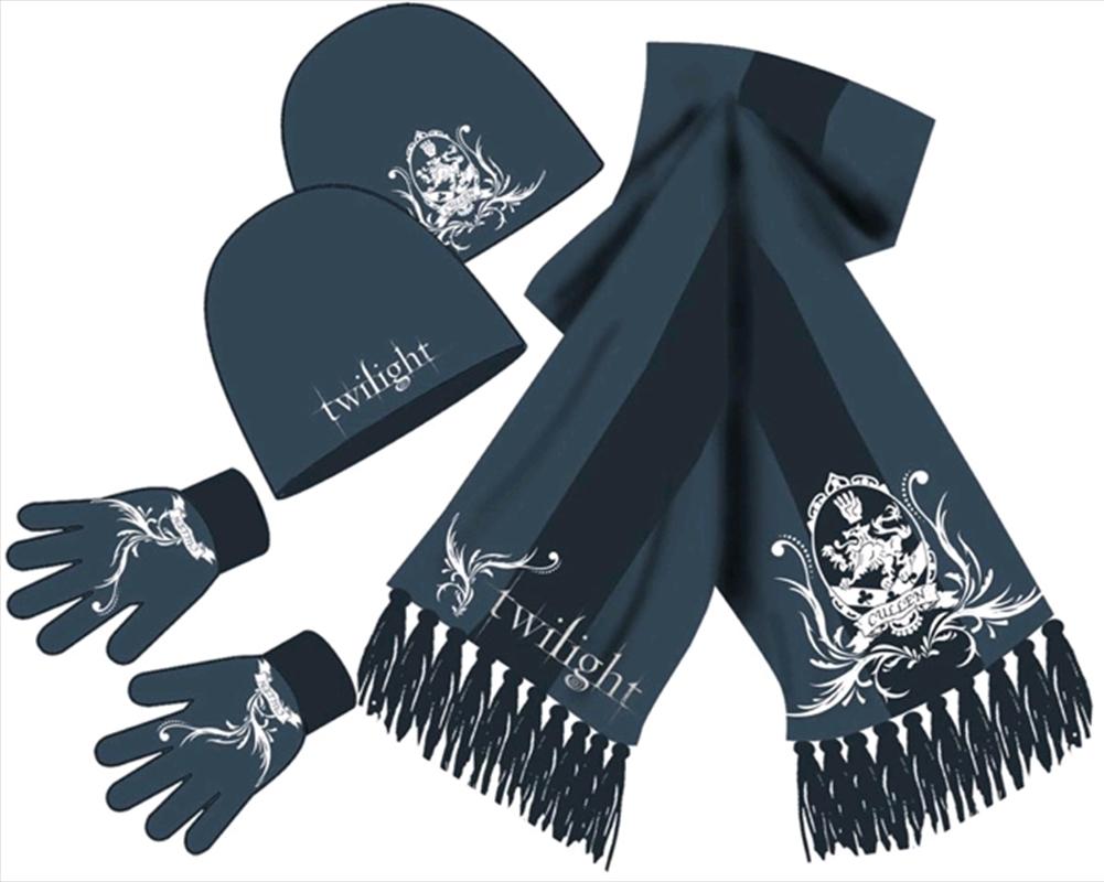 Twilight - Hat, Glove & Scarf Set | Apparel