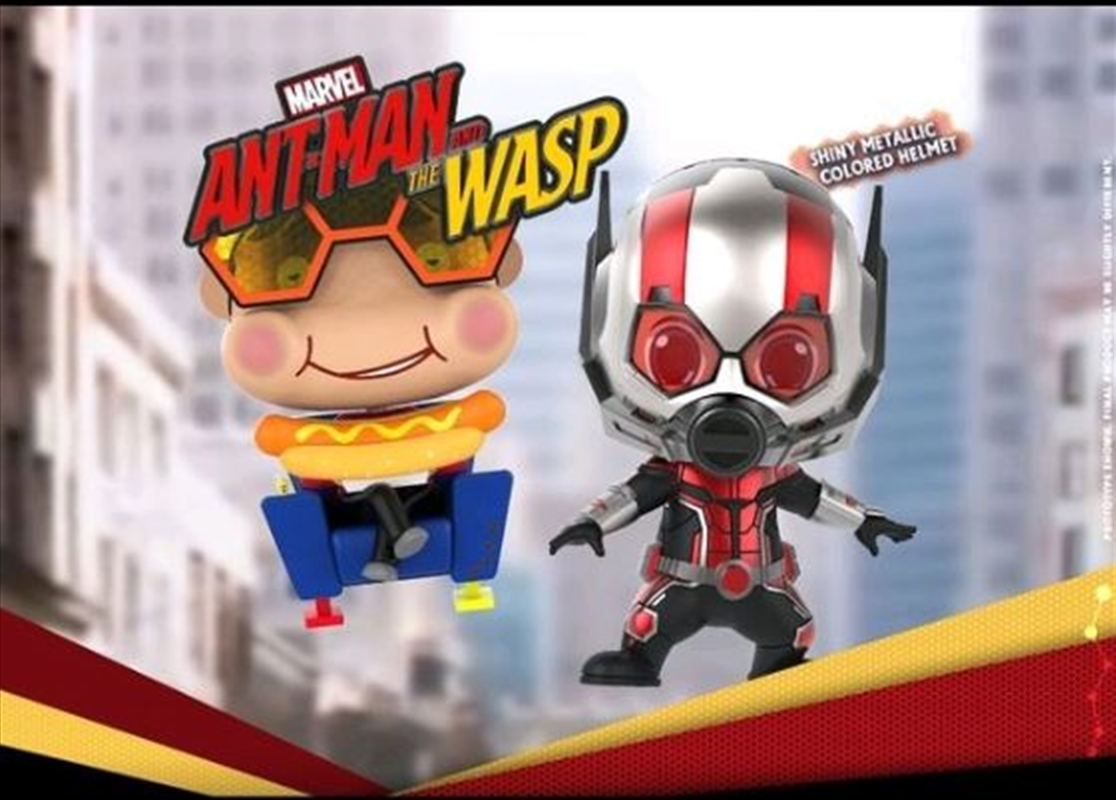 Ant-Man and the Wasp - Movbi & Ant-Man Cosbaby Set   Merchandise