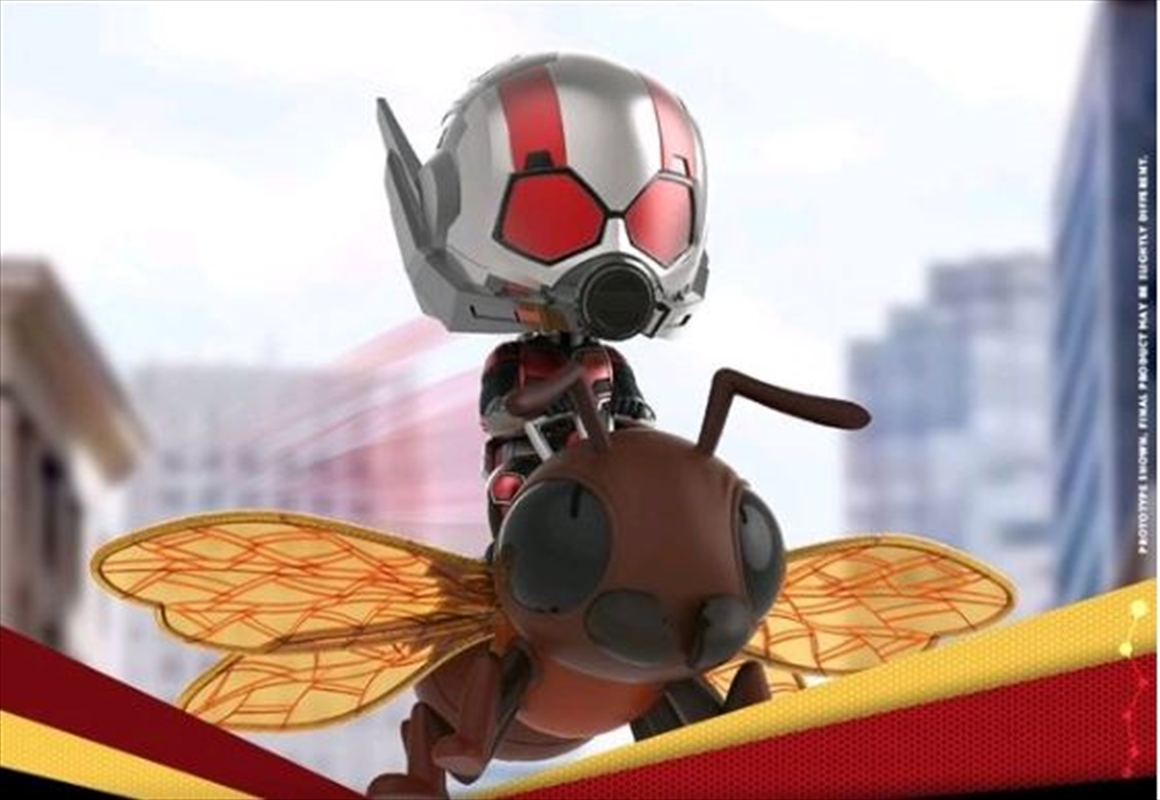 Ant-Man and the Wasp - Ant-Man on Flying Ant Cosbaby | Merchandise