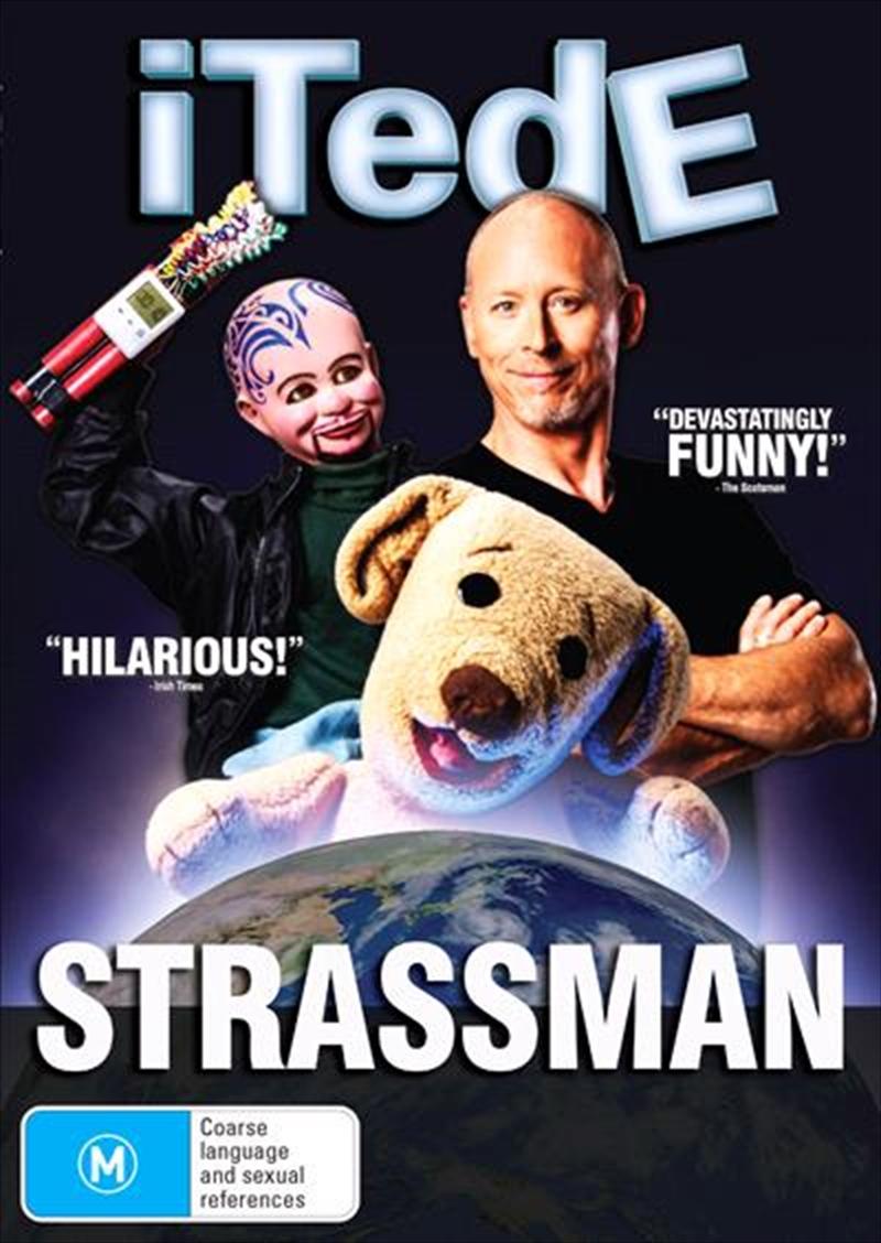 David Strassman - iTed E | DVD
