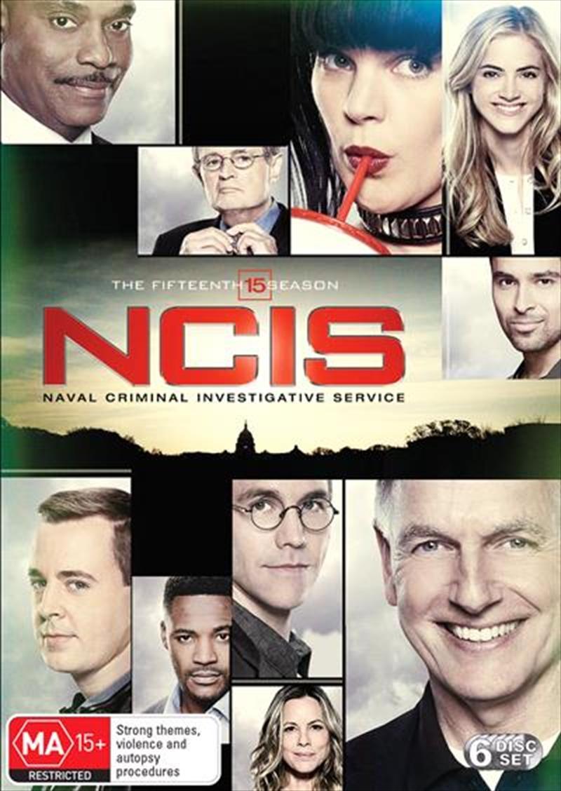 NCIS - Season 15 | DVD