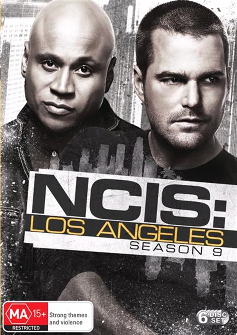 NCIS - Los Angeles - Season 9 | DVD