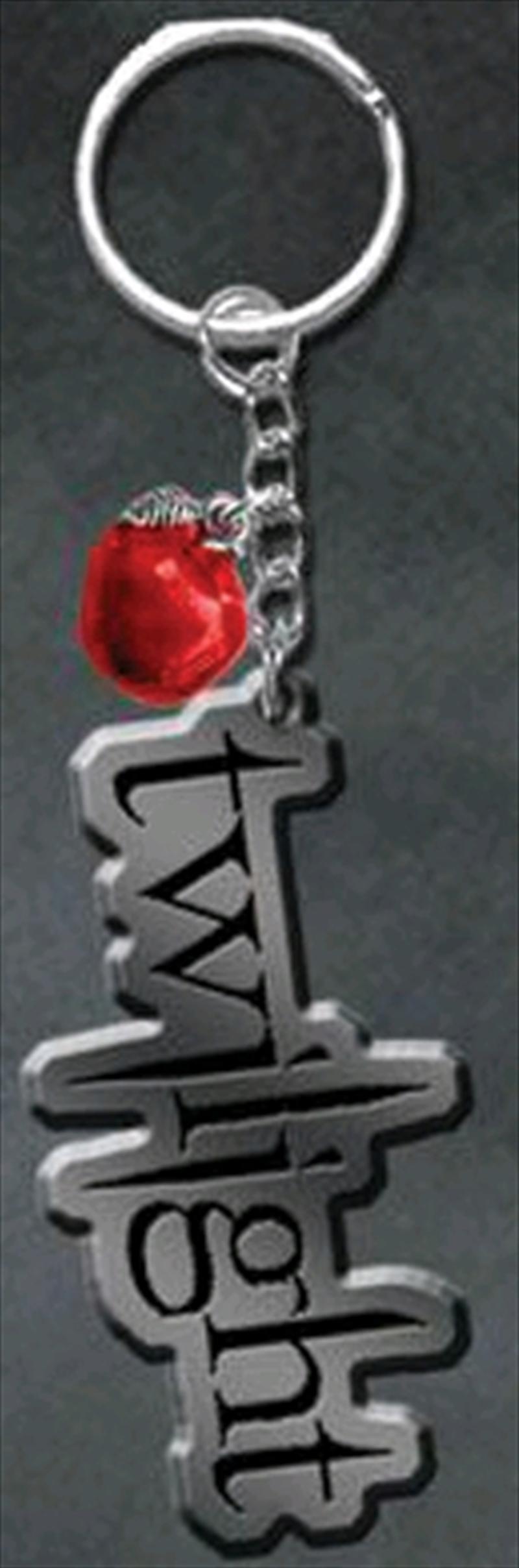Twilight - Key Ring Logo   Accessories