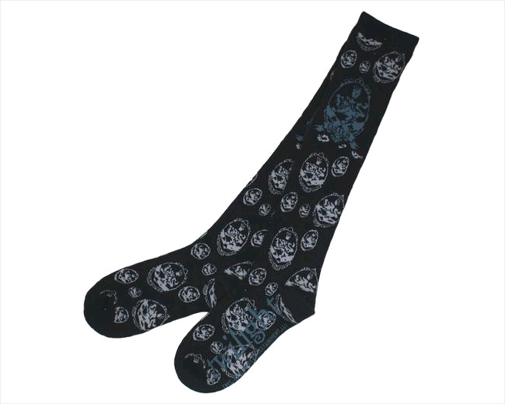 The Twilight Saga: New Moon - Socks Knee Length Cullen Crest | Accessories