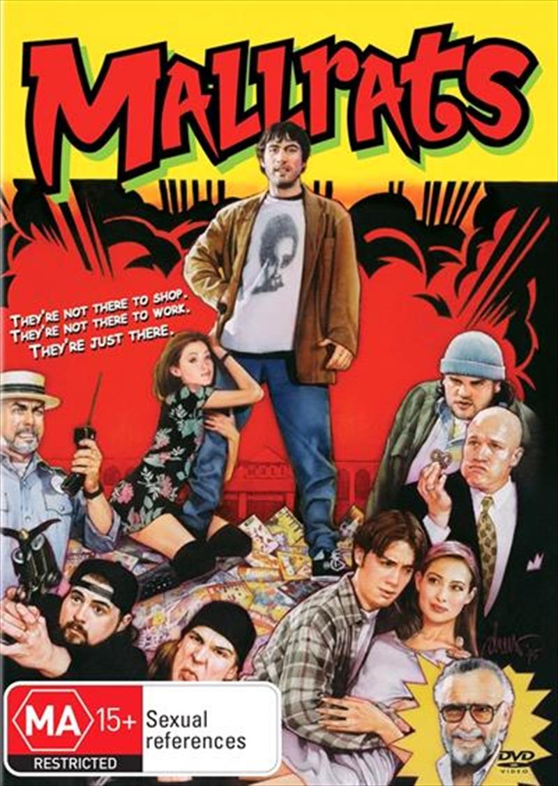 Mallrats | DVD