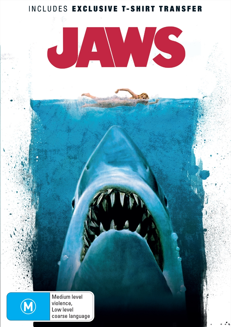 Jaws - Sanity Exclusive | DVD
