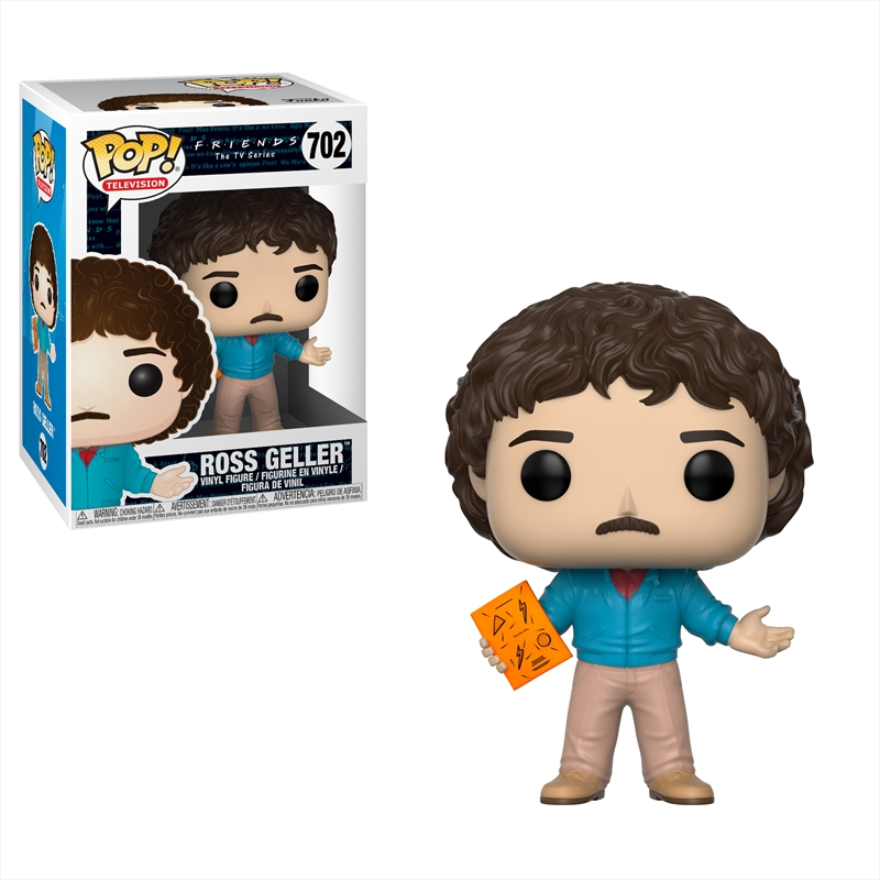 Friends - Ross 80's | Pop Vinyl