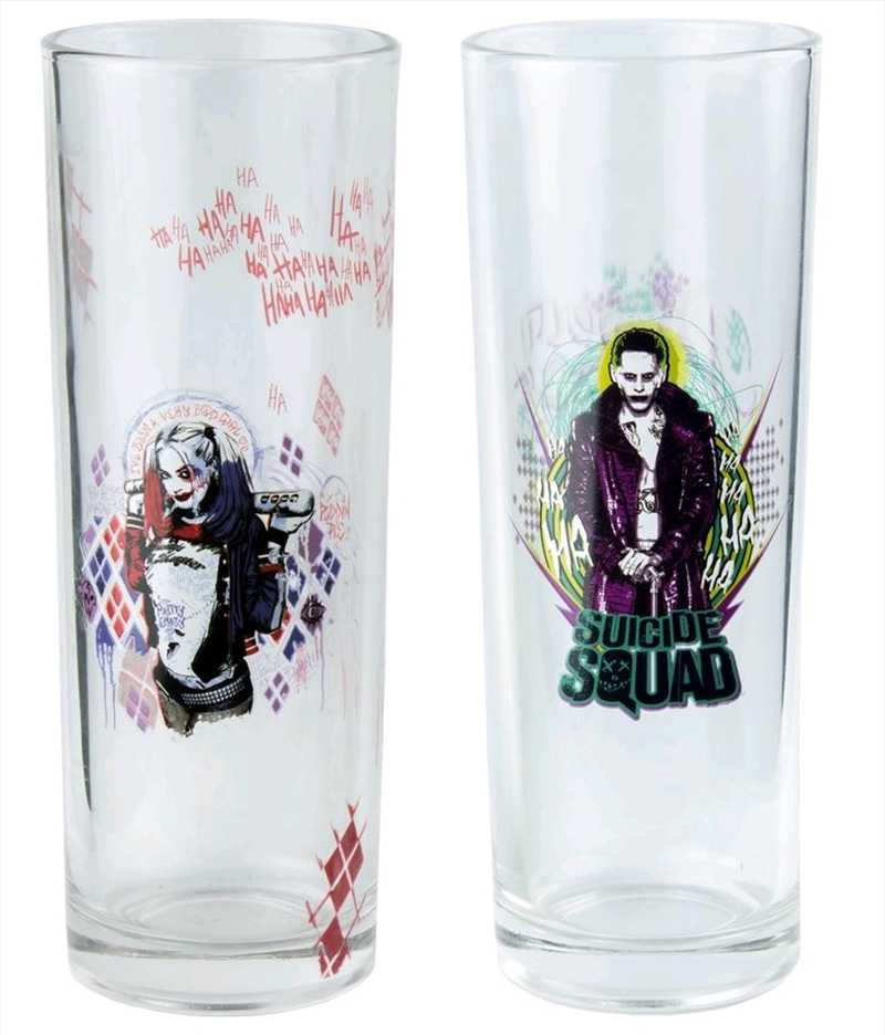 Suicide Squad - Daddy's Little Monster/Property of Joker Tumbler 2-pack | Merchandise