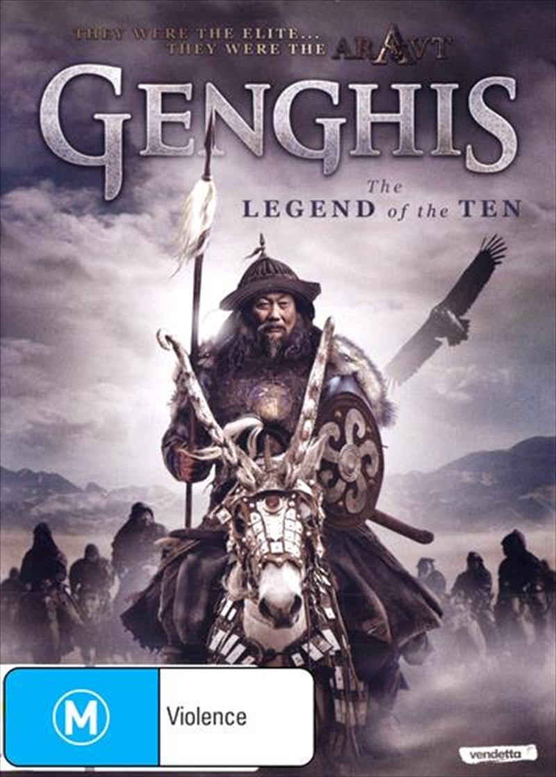Genghis - The Legend Of The Ten | DVD