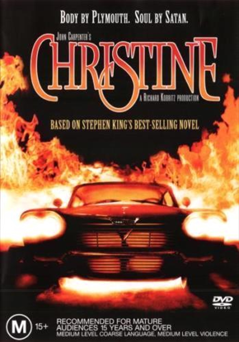 Christine | DVD