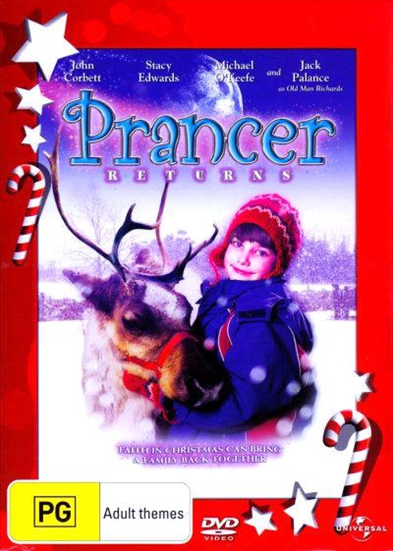 Prancer Returns | DVD