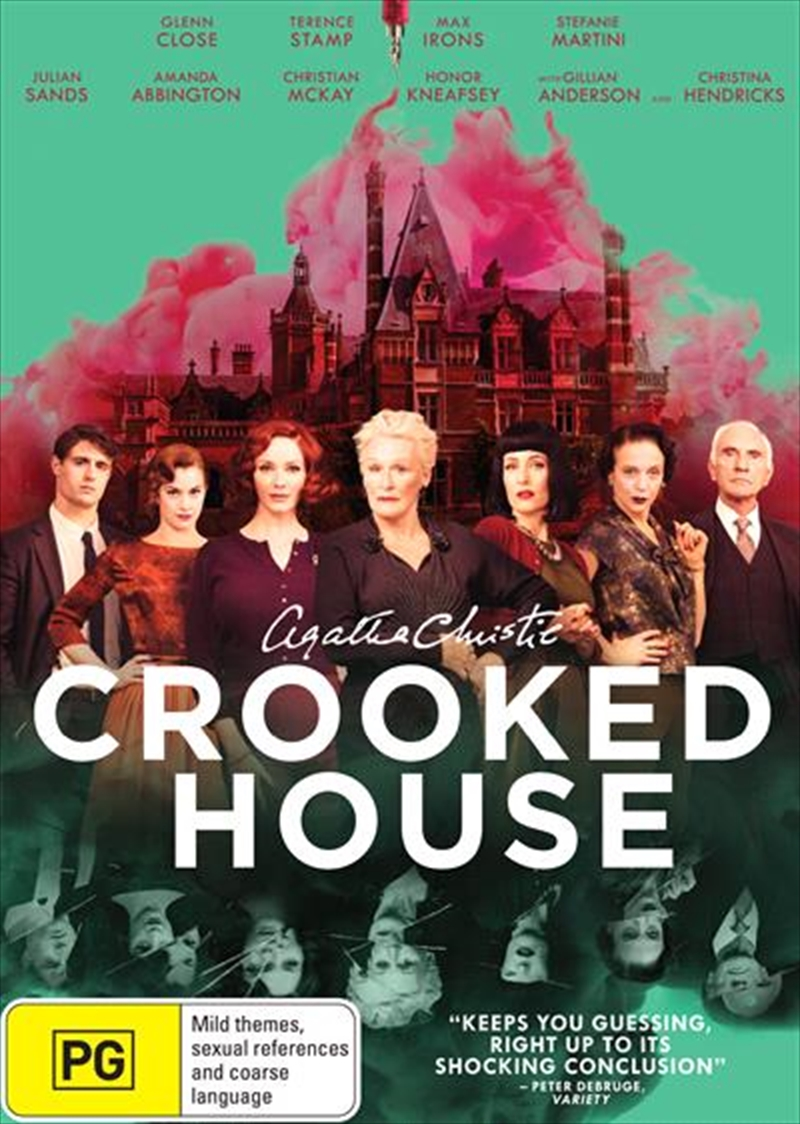 Crooked House | DVD