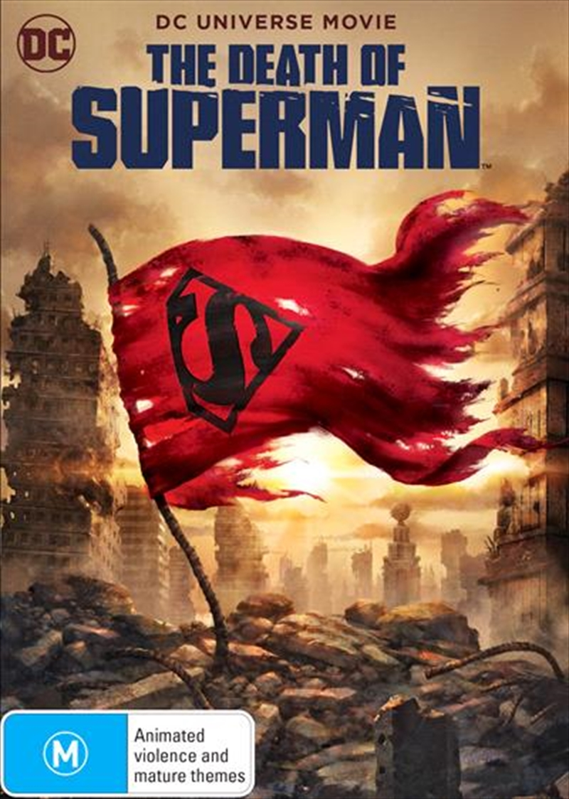 Death Of Superman, The | DVD