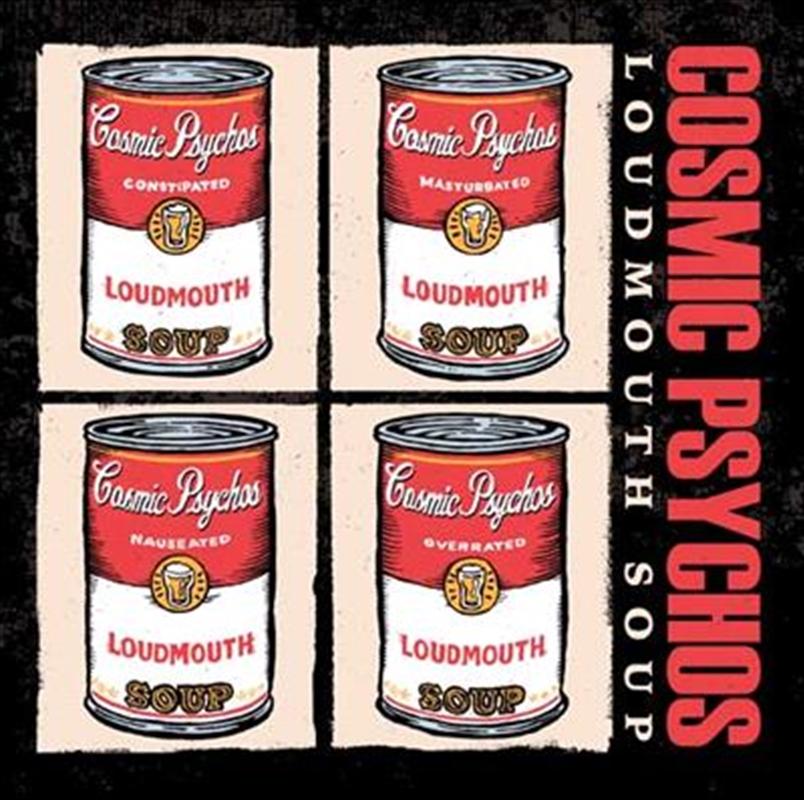 Loudmouth Soup   Cassette