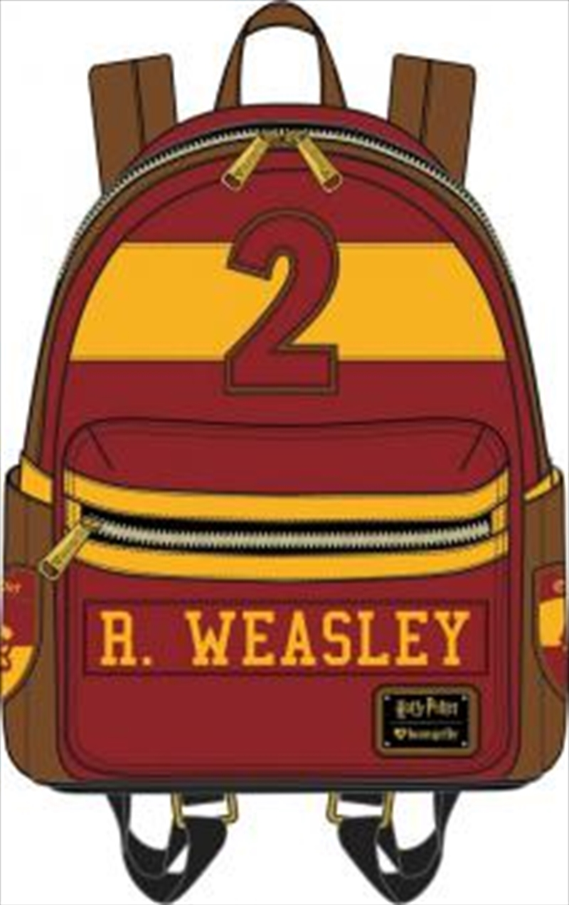 dd16af8ae7a Harry Potter - Ron Weasley Mini Backpack Miscellaneous ...