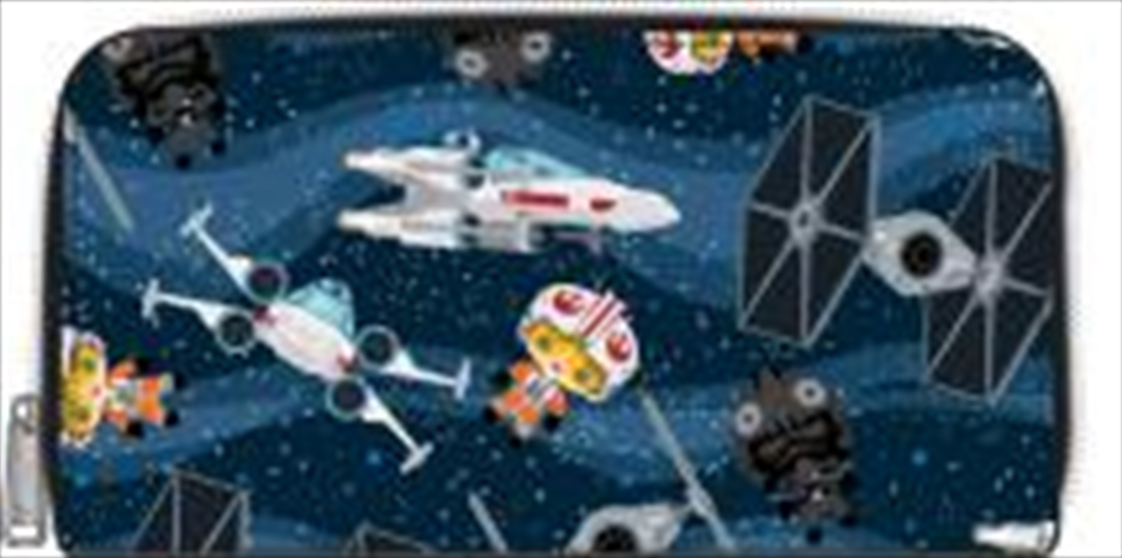 Star Wars - X-Wing Fighter Zip Around Wall | Apparel