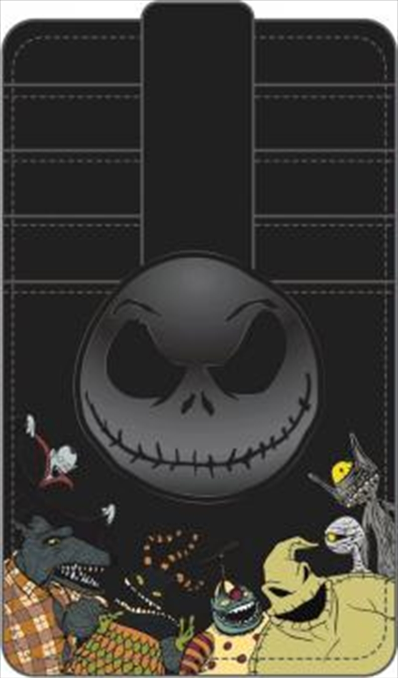Jack & Characters Wallet | Apparel