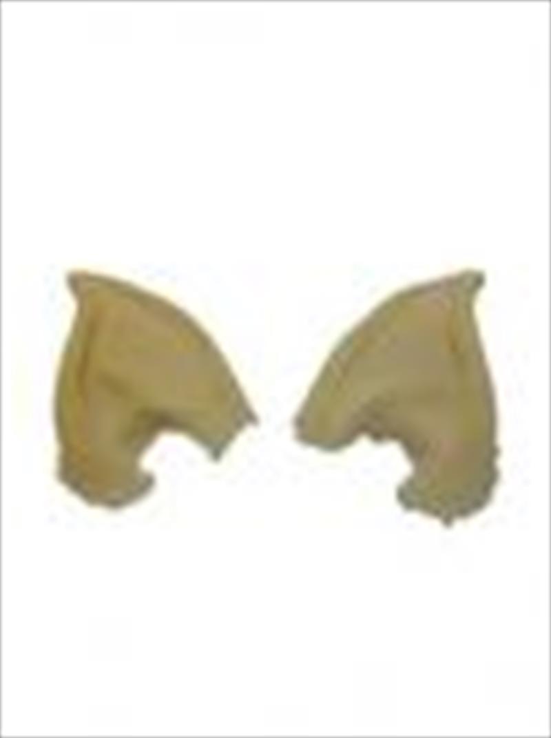 Spock Ears Foam Latex | Apparel