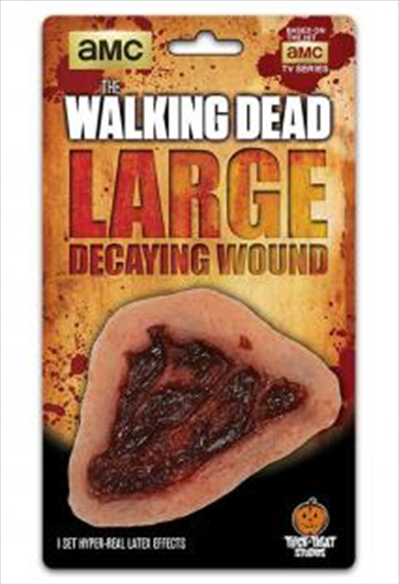 Large Decaying Wound | Apparel