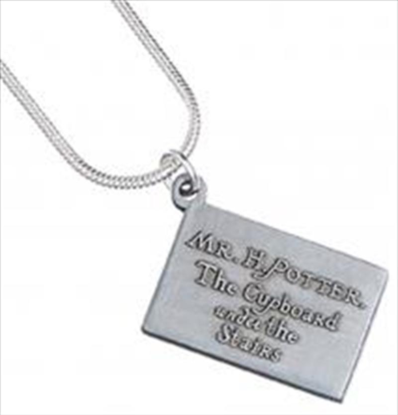 Hogwarts Letter Necklace | Apparel