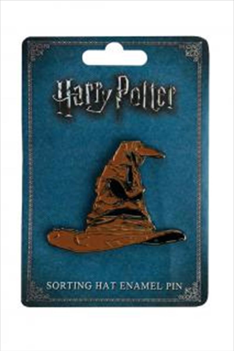Sorting Hat Enamel Pin | Merchandise