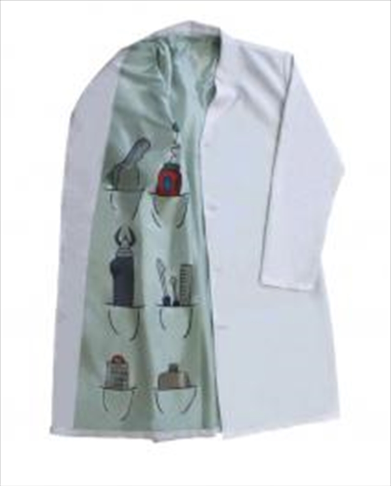 Rick Lab Coat Replica | Apparel