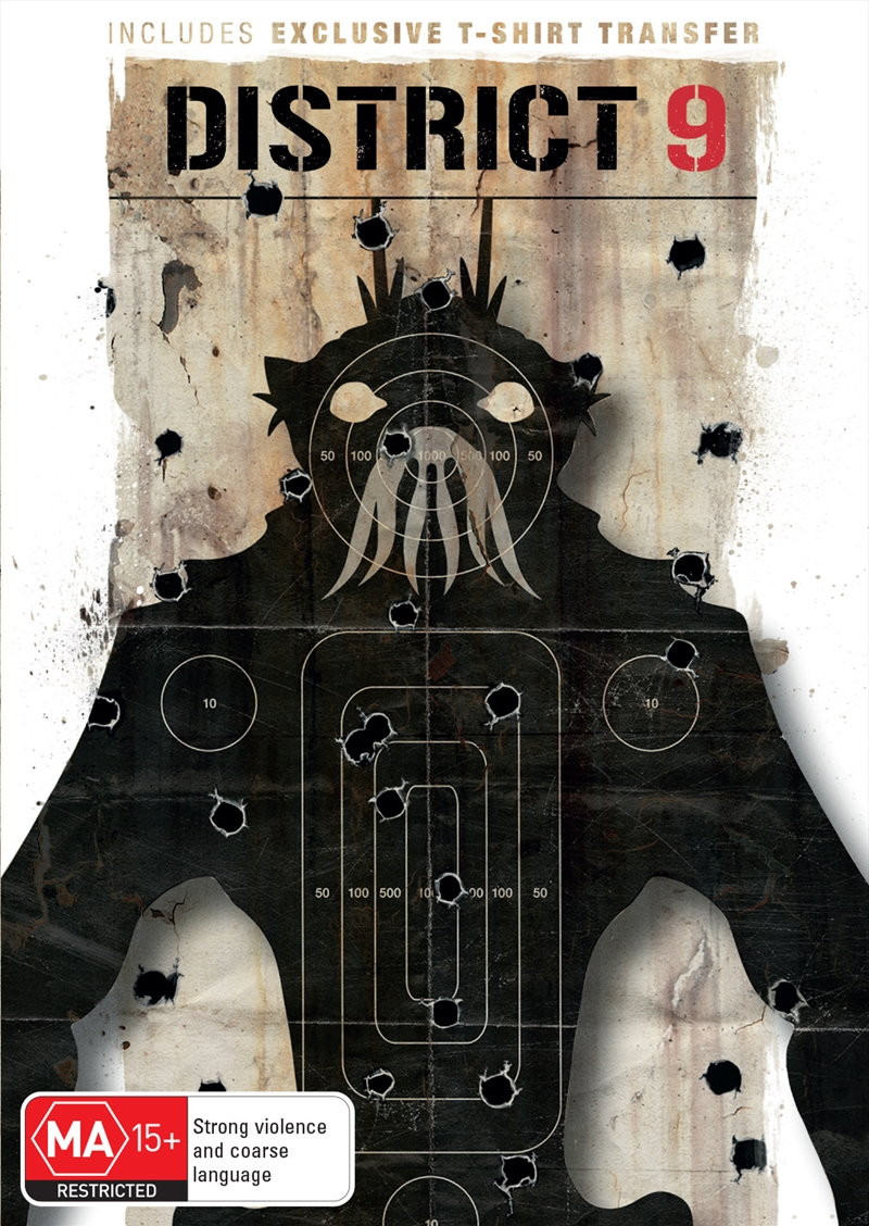 District 9 - Sanity Exclusive | DVD