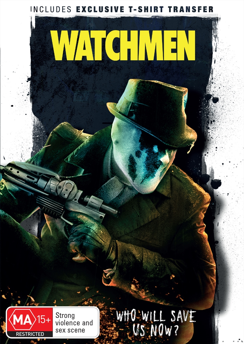 Watchmen - Sanity Exclusive | DVD