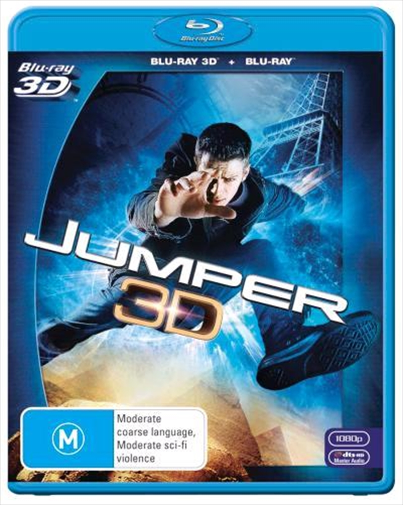 Jumper | Blu-ray 3D