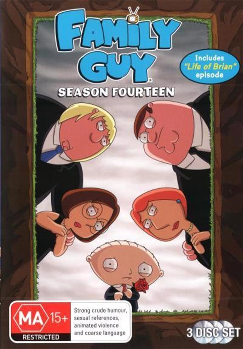 Family Guy - Season 14 | DVD