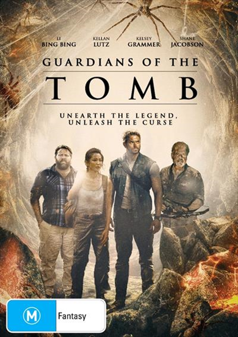 Guardians Of The Tomb | DVD