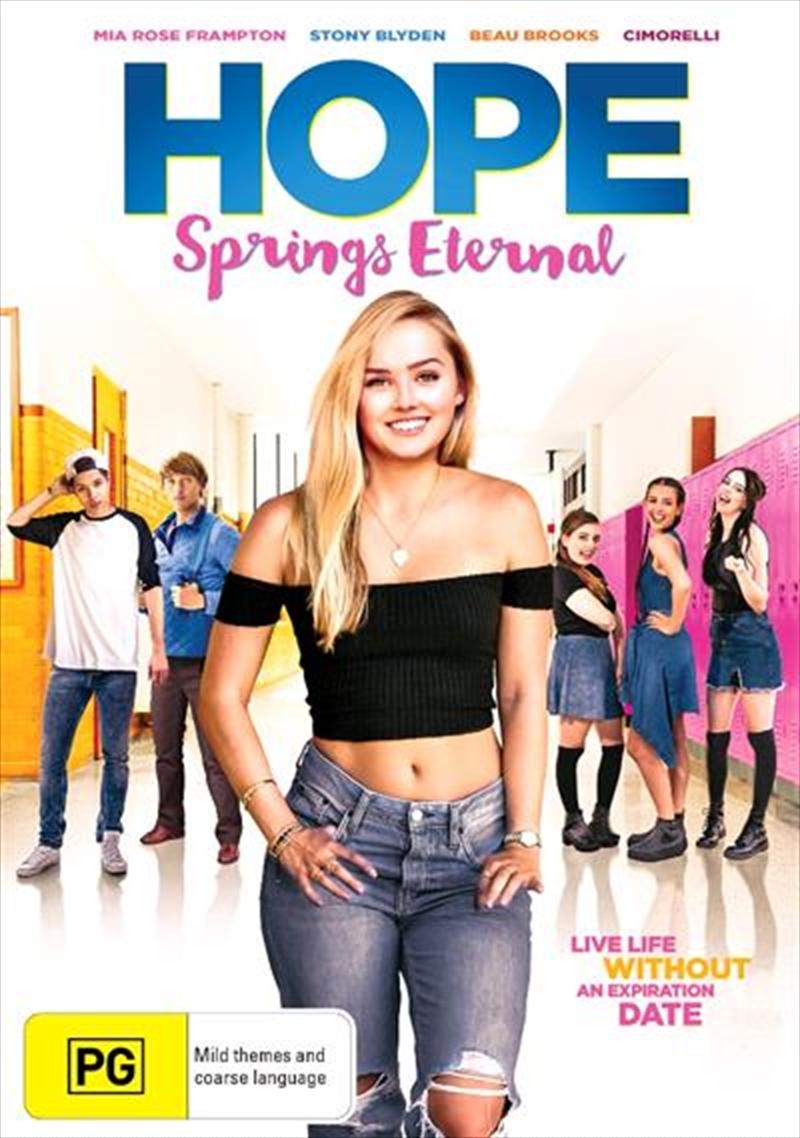Hope Springs Eternal   DVD
