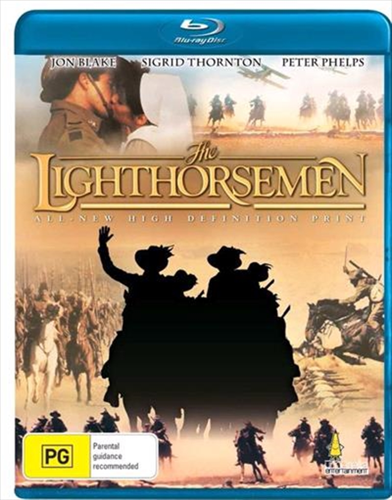 Lighthorsemen, The | Blu-ray